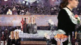 A Bar at the Folies Bergère